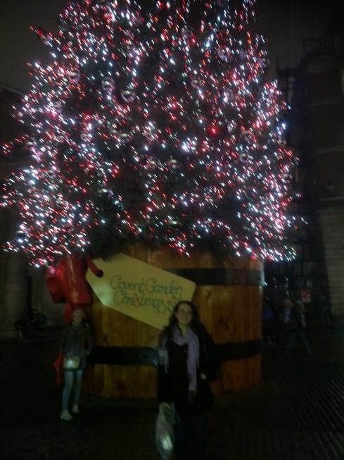 Sarah Covent Garden